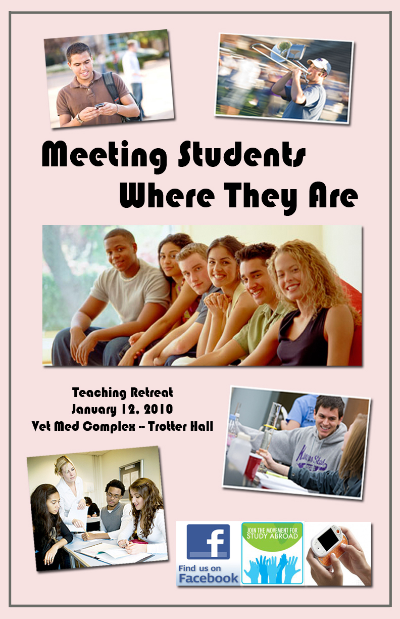 2010 Teaching Retreat Poster