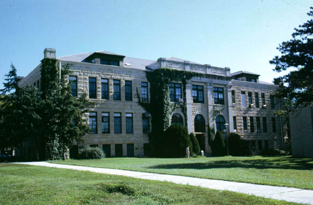 Leasure Hall