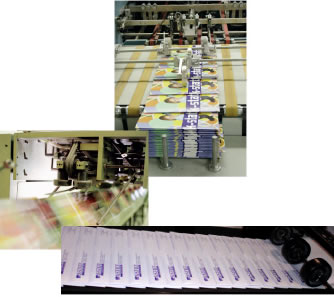 Binding of printed documents