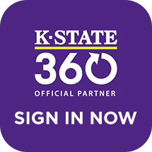 K-State 360 official partner - Sign in now