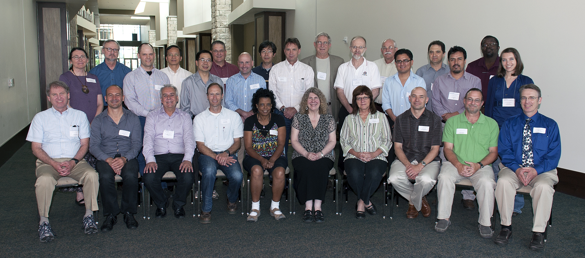 Wheat Blast Project Meeting, 2013